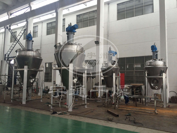 Hormone special ribbon drying production line